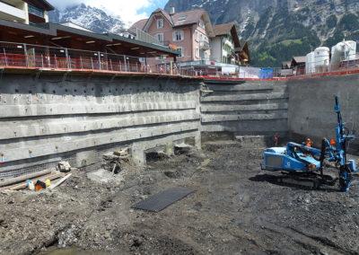 Überbauung Eiger+ Grindelwald