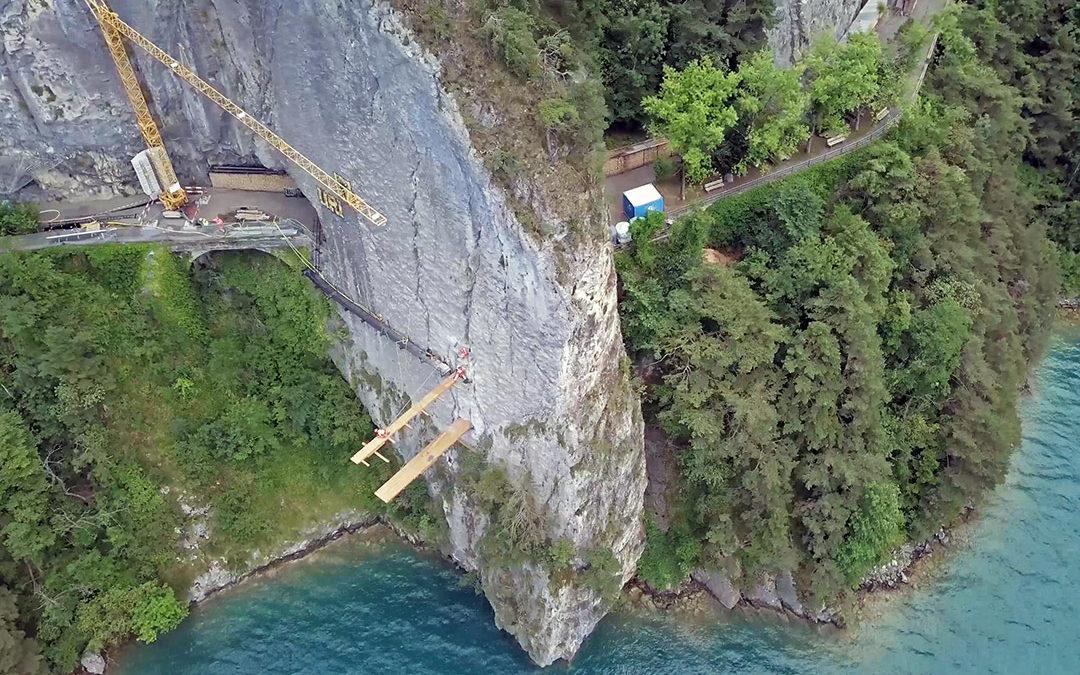 Red Bull Cliff Diving Sisikon