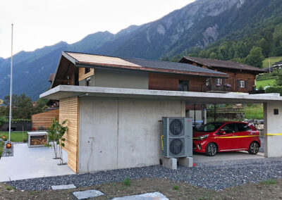 Garage / Umbau Zmoos Brienz